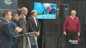 Lethbridge College introduces new agriculture partnership