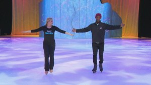 The magical world of Disney skates into Vancouver this weekend for 'Disney on Ice: Dare To Dream'.