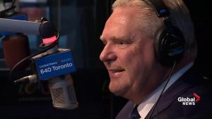 'No one has been vetted more than the Ford family': Doug Ford
