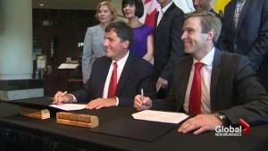 Federal government announces infrastructure projects in New Brunswick