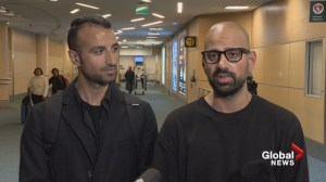 'We will not be silenced': sons of Iranian-Canadian professor who died in Tehran prison