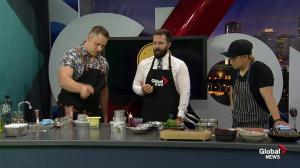 DOSC steakhouse & cocktail bar in the Global Edmonton Kitchen: Part 1