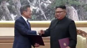 North and South Korea pursue joint 2032 Olympic bid