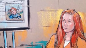 Suspected Russian spy makes appearance in federal court
