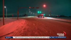 Teenager dies in collision north of Edmonton