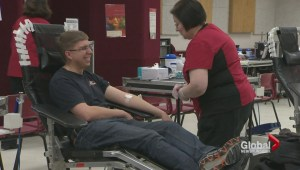 Canadian Blood Services face blood shortage due to winter weather