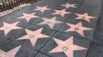 Dozens of fake Trump stars appear on Hollywood Walk of Fame in response to original's destruction