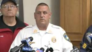 Officials provide update on plane crash near Teterboro Airport in New Jersey