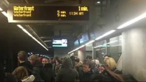 Transit delays, flight delays to the snow in Metro Vancouver