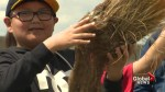 Piikani Nation students learn significance of grasslands preservation
