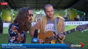 Saskatchewan Jazz Festival: Bombargo