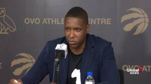Masai Ujiri: The Toronto Raptors 'have an identity now'