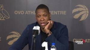 Masai Ujiri confirms he isn't leaving the Raptors: We want to win more