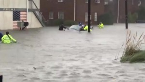Tropical Storm Irma flooding areas of South Carolina