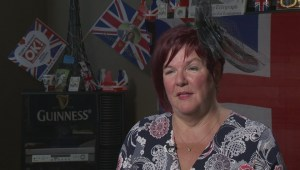 Surrey woman comes home with Royal Wedding memories
