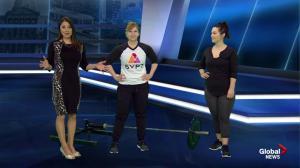 Edmonton's SVPT shares some Spring fitness tips