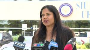 SIU hold press conference on police shooting in Peterborough