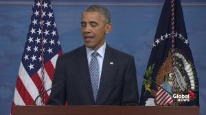 President Obama comments on Zika virus which has spread into US