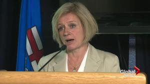 Premier Rachel Notley says province is doing everything is can for Fort McMurray