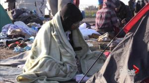 International rights group calls Hungary's treatment of refugees 'shameful'