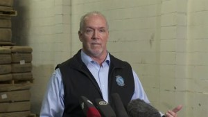 'Unprecedented day': Horgan calls Alberta legislation 'unconstitutional'