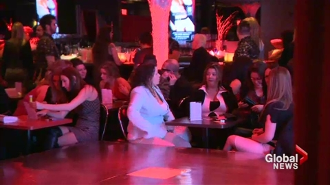 Opinion you male strip clubs in brampton frankly