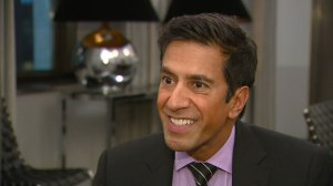 CNN correspondent Dr. Sanjay Gupta speaks to Global News about scientific innovation