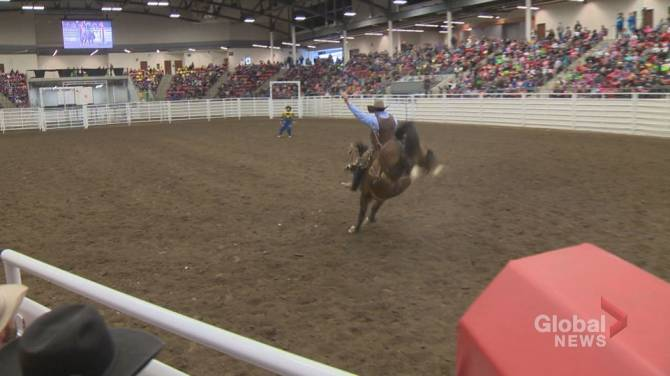120 Rodeo Superstars Announced To Compete In 2018 Calgary