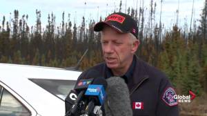 Darby Allen reflects on Fort McMurray firefighting effort: I'm a happy man