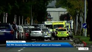A day of mourning after horrific New Zealand mosque shootings