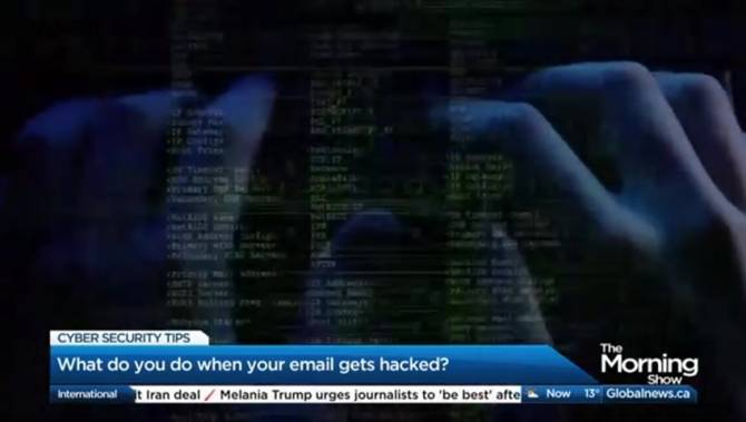 Click to play video: What you should do if your email gets hacked