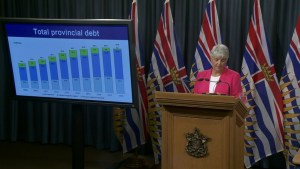 B.C. financial report reveals surplus…for now