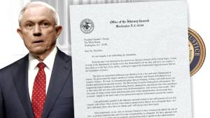 'At your request, I am submitting my resignation': Attorney General Jeff Sessions resigns