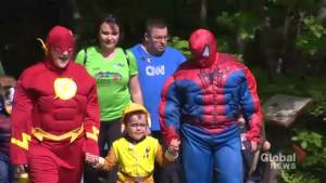Autism sufferers get superhero treatment