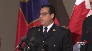 There was a 'confirmed attack plan' in terror investigation: RCMP