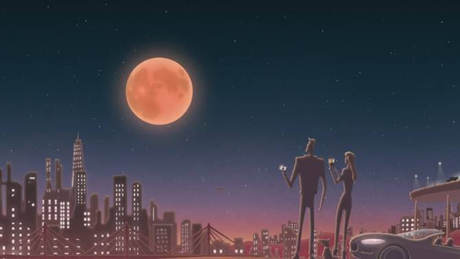 blood moon tonight canada - photo #46