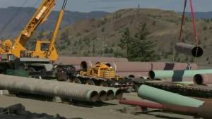 Federal government buying Trans Mountain pipeline for $4.5B