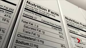 Food labels must be overhauled: UK researchers (01:59)