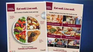 Ottawa unveils major change to Canada's food guide