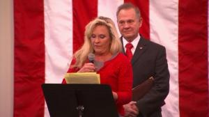 Roy Moore's wife debates claims they're anti-Semetic: 'One of our attorneys is a Jew'