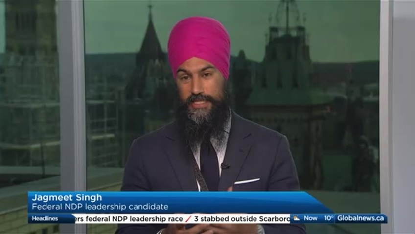 Islamophobic Canadian woman disrupts Sikh politician's event, confuses him for Muslim