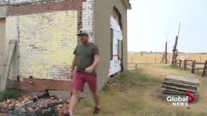 The quest to put a southern Alberta ghost town back on the map