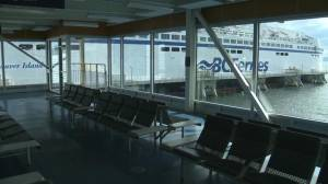 BC Ferries cancellations after crew members injured during drill