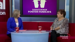 The need for foster families in Saskatchewan