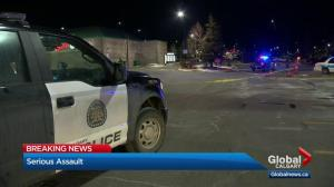 Man in life-threatening condition after fight at Calgary Tim Hortons/Wendy's restaurant