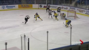 Saskatoon Blades dwarfed 6-3 by Vancouver Giants