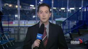 Saskatoon Blades Dwarfed 6-3 By Vancouver Giants
