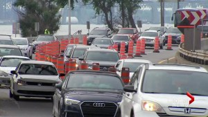 Work blitz on bridges to south shore could spell more traffic