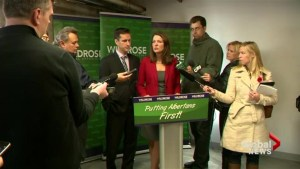 Alberta's Wildrose Party vows to continue on