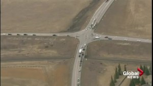 Province to build interchange at Highway 1A and Highway 22 in Cochrane